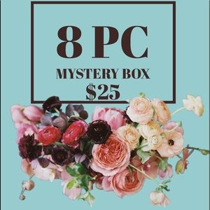 Mystery box 8 pieces